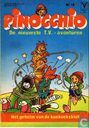 Strips - Pinokkio - het geheim van de koekkoeksklok