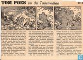 Bandes dessinées - Tom Pouce - Tom Poes en de Toornviolen