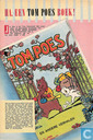 Comic Books - Bumble and Tom Puss - Tom Poes en de trillings