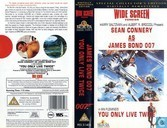 DVD / Video / Blu-ray - VHS video tape - You Only Live Twice