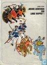 Comic Books - Lange Wapper - De daverende avonturen van Lange Wapper