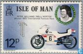 Postage Stamps - Man - TT Races