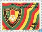 Postzegels - Italië [ITA] - WK Voetbal