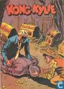 Bandes dessinées - Kong Kylie (tijdschrift) (Deens) - 1955 nummer 39