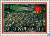 Postzegels - België [BEL] - 200 jaar warme luchtballon