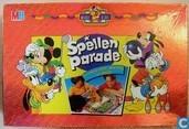 Disney Spellen Parade