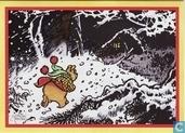 Ansichtkaarten - Bommel en Tom Poes - Kerstkaart Doos 2-2