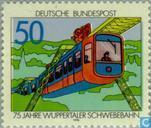 Tramway de flotteur Wuppertaalse