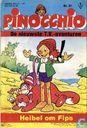 Comic Books - Pinocchio - heibel om fips