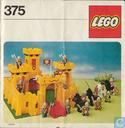 Jouets - Lego - Lego 375-2 Castle (6075-2)
