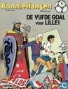 Bandes dessinées - Eric Castel - De vijfde goal voor Lille!