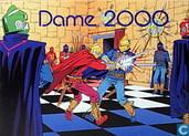 Spellen - Dame 2000 - Dame 2000