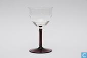 Glas / kristal - Kristalunie - Logos Wijnglas