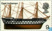 Postage Stamps - Great Britain [GBR] - British ships