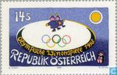 Postage Stamps - Austria [AUT] - Olympic Games- Nagano