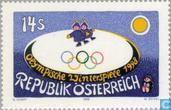 Timbres-poste - Autriche [AUT] - Jeux olympiques de Nagano-