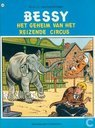 Bandes dessinées - Bessy - Het geheim van het reizende circus