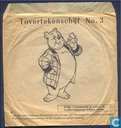 Divers - Leeuwenzegel - Wajang - Tovertekenschijf nr 3 Heer Bommel