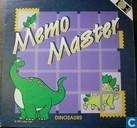 Spellen - Memo (memory) - Memo Master Dinosaurs