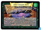 Trading cards - Harry Potter 3) Diagon Alley - Silver Unicorn Horn