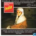 Vinyl records and CDs - Various artists - Greetings from India
