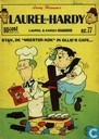 Comic Books - Laurel and Hardy - ollie's cafe