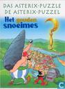 Puzzles - Astérix et Obélix - De Asterix-Puzzel - Het Gouden Snoeimes