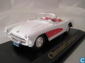 Voitures miniatures - Yat Ming - Chevrolet Corvette