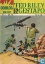 Comic Books - Oorlog - Ted Riley en de Gestapo