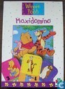 Board games - Domino (pictures) - Winnie The Pooh Maxi Domino