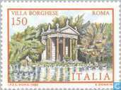 Postzegels - Italië [ITA] - Villa's