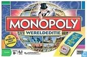 Board games - Monopoly - Monopoly Wereld Editie