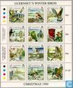 Postzegels - Guernsey - Vogels