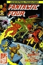 Comic Books - Fantastic  Four - de tunnels van molman!