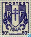 Timbres-poste - France [FRA] - Armoiries de la France