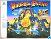 Jeux de société - Vuurbal eiland - Vuurbal eiland