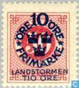 Briefmarken - Schweden [SWE] - Landstorm