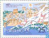 Postzegels - Portugal [PRT] - Reis Bartholomeu Diaz 500 Jaar