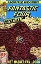 Comics - Fantastischen Vier, Die - het masker van ... doom