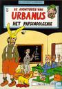 Strips - Urbanus [Linthout] - Het Papschoolgenie
