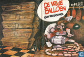Strips - Vrije Balloen, De (tijdschrift) - De Vrije Balloen 43