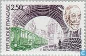 Postage Stamps - France [FRA] - Metro Paris