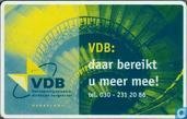 VDB: daar bereikt u meer mee!