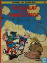 Comic Books - Spirou and Fantasio - Tiefschlaf für die Ganze Stad