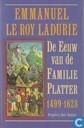 Livres - Divers - De Eeuw van de Familie Platter