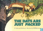 Comics - Calvin und Hobbes - The days are just packed