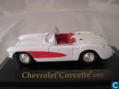 Modelauto's  - Yat Ming - Chevrolet Corvette