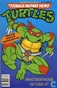 Strips - Teenage Mutant Ninja Turtles - Klein maar dapper