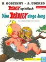 Comics - Asterix - Däm Asterix singe Jung