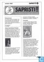 Comic Books - Sapristi!! (tijdschrift) - 24, oktober 2002